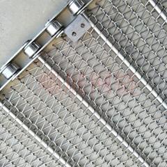 廠家供應果蔬烘乾冷卻線不鏽鋼網帶