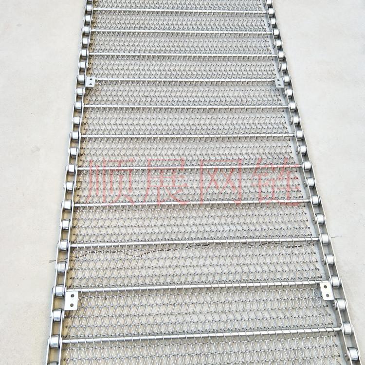 厂家供应果蔬烘干冷却线不锈钢网带 4