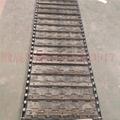 厂家定制高承重碳钢加厚重型链板
