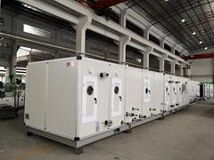 捷達萊堡組合空氣處理機 組合空調風櫃