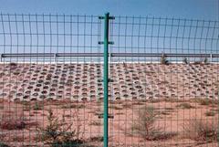 高端防護DH213型鐵路護欄網