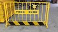 大量現貨的DH216型深圳基坑護欄