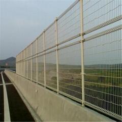 深圳高速公路橋梁防拋護欄網專屬防護設施