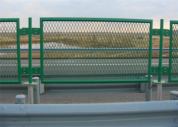 深圳高速公路桥梁防抛护栏网专属防护设施