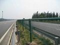 隔离防眩专用DH217型深圳公路护栏网