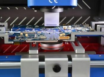 Manufacture Cheap Price BGA Rework Station For Digital mobile LCD Repair Machine 5