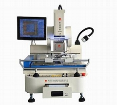 Laser Alignment Welding Machine Chip Replacing Station For Camera Controller Rep