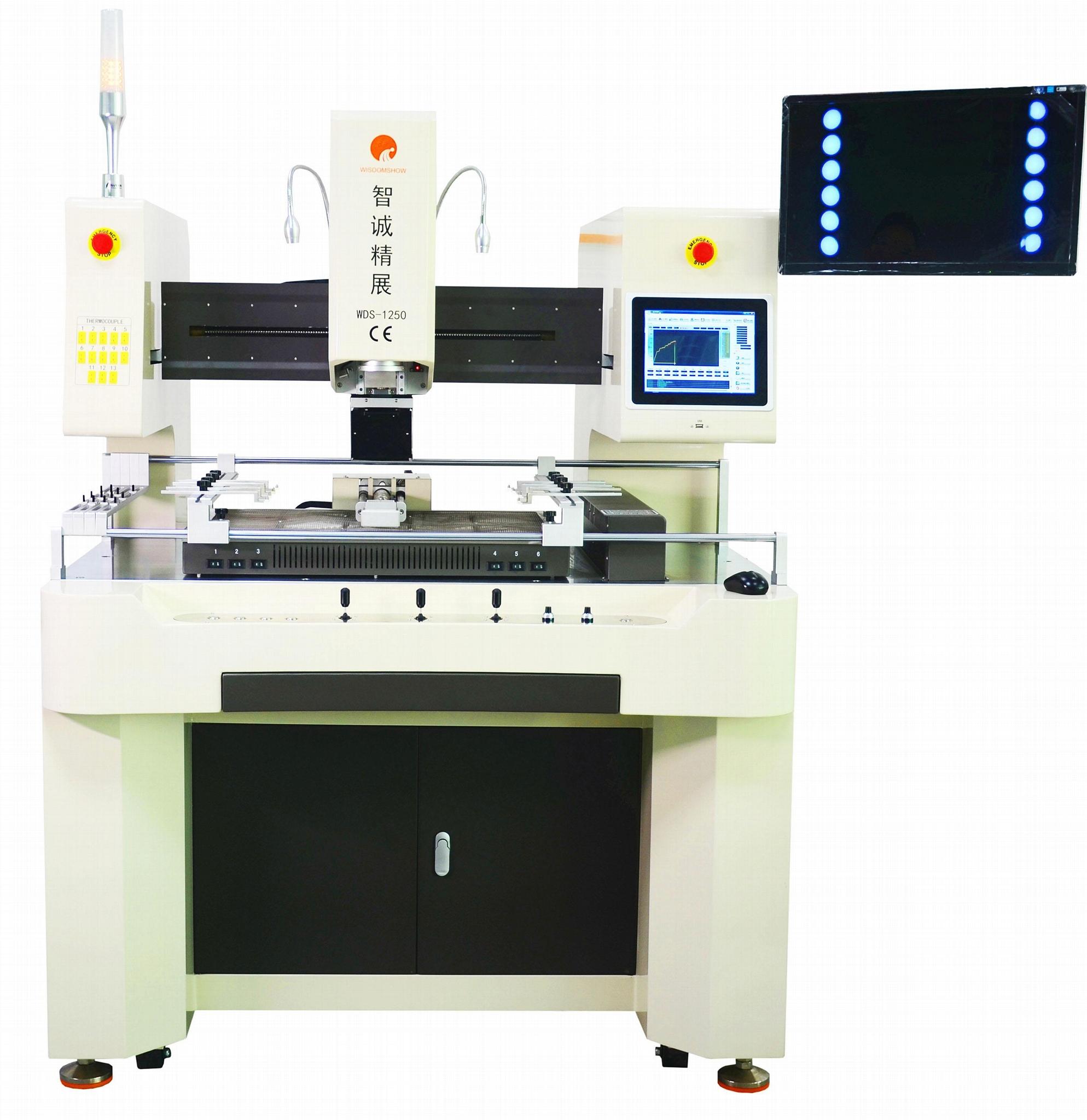 Hot Selling Chipset Replace Machine BGA Rework Station For Motherboard Repair 1