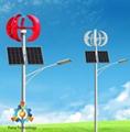 FL-100 Vertical Axis Wind Turbine (Lantern Type) Picture