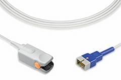 Nellor DS100A adult finger clip SpO2 sensor, 70124021,9000-10-05161