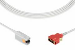 Masimo reusable pediatric finger clip SpO2 sensor, 2256, 2257, DCIP-DC3