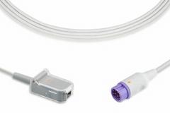 Mindray SpO2 adapter cable(Masimo),040-000332-00, 0010-30-42738