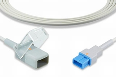 Spacelabs SpO2 adapter cable, 700-0030-00
