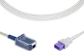 Spacelabs Oximax SpO2 adapter cable