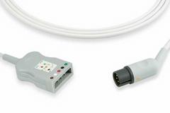 Mindray 5 lead ECG trunk cable,  0010-30-43134, EV6150N, 0010-30-42782, EV6101