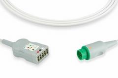 GE Corometrics 1554AAO Multi-Link maternal ECG cable