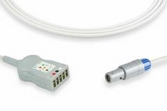 GE Corometrics 1442AAO Y adapter cable for maternal/fetal ECG