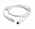 Philips EKG patient data interface cable for 989803164281