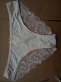 Ladies lace panty