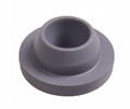 butyl rubber stopper for injection vials