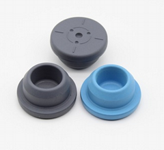 medical 20mm vials butyl rubber stopper