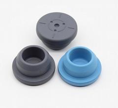 medical 20mm vials butyl rubber stopper