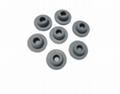Hot Seal Grey Butyl Rubber Stopper of Infusion Bottles