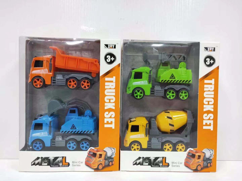 Die Cast Car Toys Model Set Hot Selling Promotion 1