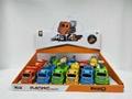 Die Cast Car Toys Model Set Hot Selling Promotion 3