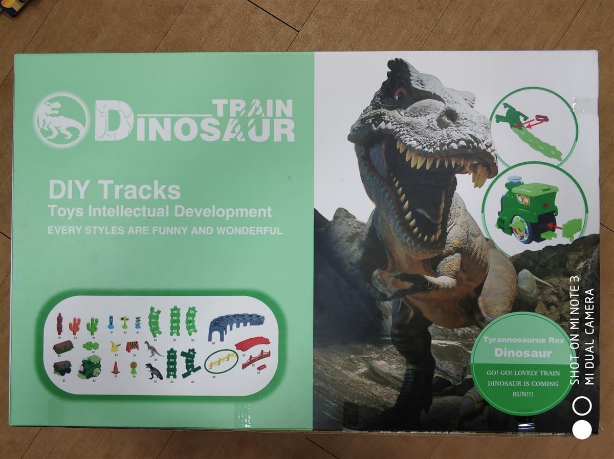 DIY Blocks Tracks Set New arrival toys 2