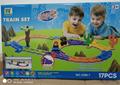 DIY Blocks Tracks Set New arrival toys 4