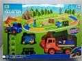 DIY Blocks Tracks Set New arrival toys 5