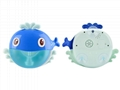 Bubble Whalle Bath Toys New Arrival Hot Selling WIth 20pcs Music 5