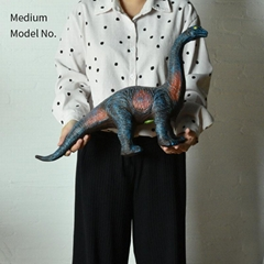 Dinosaurs toys with different size