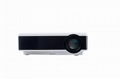 4.0 Inch Single LCD RK3128 Quad-core LCD Projector