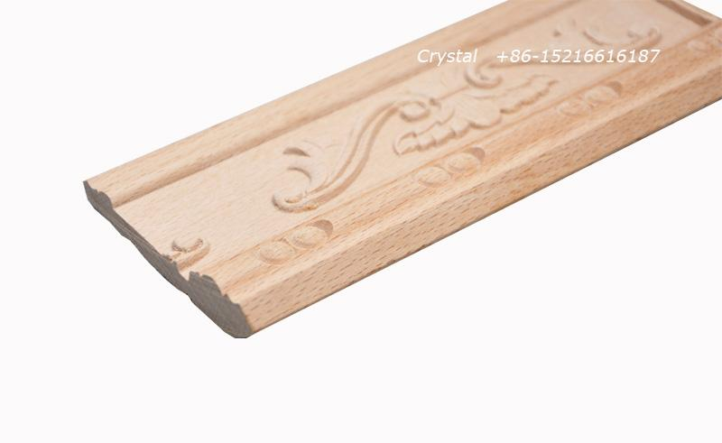 hand carved wood crown mouldings wooden craft 3