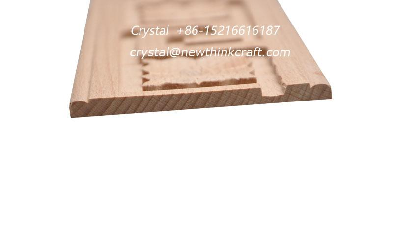 wood carved mouldings for interior decoration 2