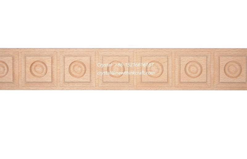 wood carved  moulding for interior decoration 2