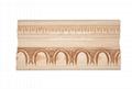 wood carved crown mouldings wooden craft 2