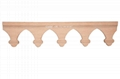 carved solid wood crown mouldings wooden craft 3