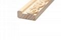 wood carved moulding for interior decoration 4