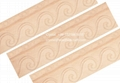 solid wood carved crown mouldings for