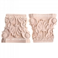 carved wooden classic corbel solid wood