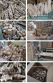 carved wooden onlay for furniture decoration ornaments wood applique for door