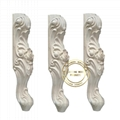 carved wood legs for furniture wooden parts for furniture table leg