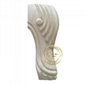 carved wood legs for furniture wooden parts for furniture table legs