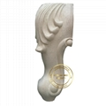 carved wood legs for furniture wooden table legs