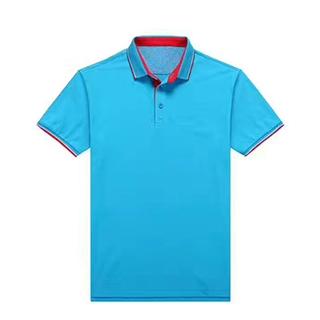 定制T恤短袖纯棉广告文化衫订做工作衣服同学团体聚会班服 2