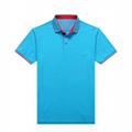 定製T卹短袖純棉廣告文化衫訂做工作衣服同學團體聚會班服 2