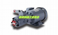 日本NOP  TOP-220HBM  摆线齿轮泵  油泵